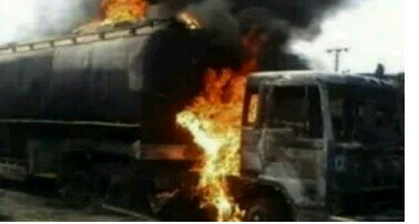 WHAT REALLY CAUSED THE TANKER EXPLOSION IN LAGOS