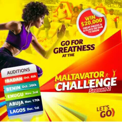 20,000 DOLLARS FOR GRABS @ THE #MALTAGUINNESS MALTAVATOR CHALLENGE SEASON 2
