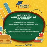 access school goody bag 1