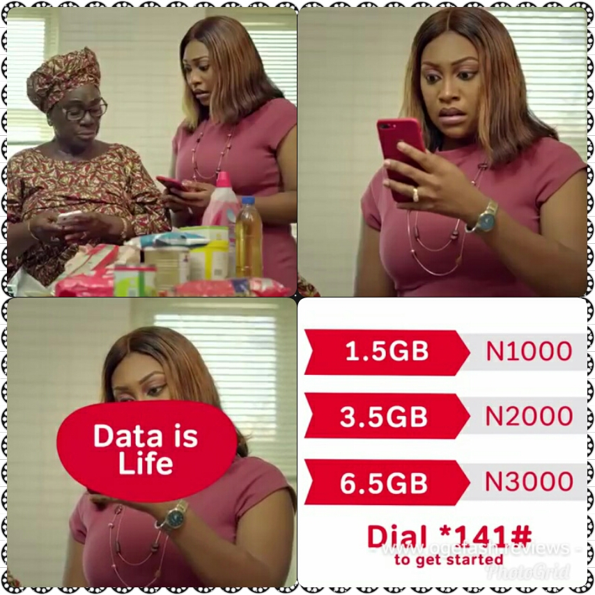 "ADVERT REVIEW: AIRTEL'S ADVERT ""WHY DOES THIS AMAKA'S BABY CRY LIKE…!"""