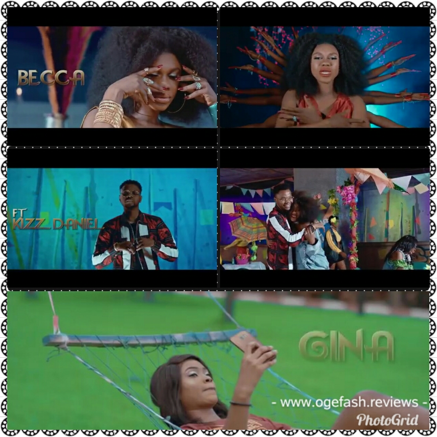 """(+LYRICS+TRANSLATION) MUSIC REVIEW: GINA BY BECCA FT. KIZZ DANIEL """"THIS IS WHY THIS SONG IS NOT PLAYED OFTEN!"""""""