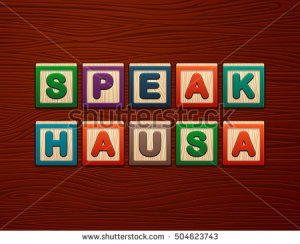 I WANT TO SPEAK HAUSA TODAY (CLASS 161)