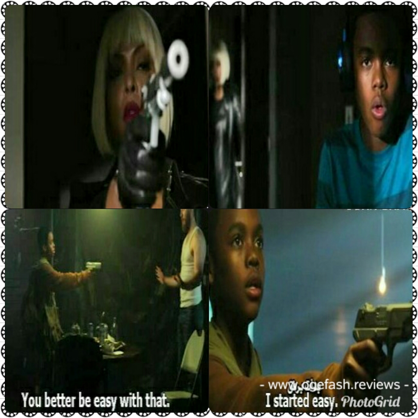 """MOVIE REVIEW: PROUD MARY """"SOME DEFECTS IN THE MOVIE…"""""""