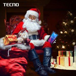 #TECNO XMAS GIVEAWAY
