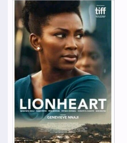 You are currently viewing LION HEART BY GENEVIEVE NNAJI