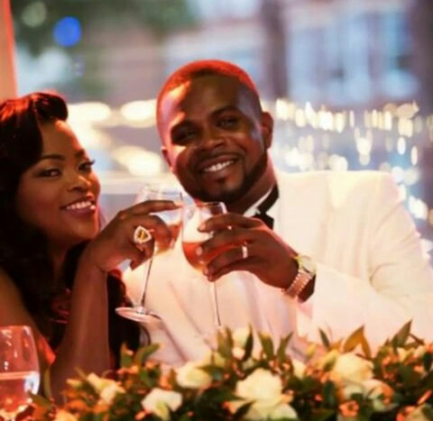 You are currently viewing MORE PICTURES OF FUNKE AKINDELE'S (AKA JENIFA) TWINS