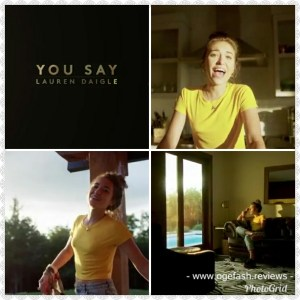 """(+LYRICS) MUSIC REVIEW: YOU SAY BY LAUREN DAIGLE """"COULD IT BE MY EARS? THIS SONG SOUNDS EXACTLY LIKE…"""""""