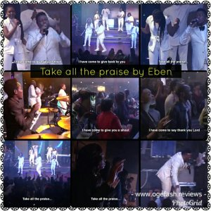 "(+LYRICS) MUSIC REVIEW: TAKE ALL THE PRAISE BY EBEN ""SOUTH AFRICA INVASION!"""