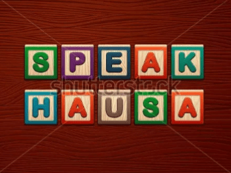 I WANT TO SPEAK HAUSA TODAY (CLASS 155)