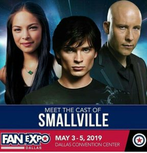 MEET THE CAST OF SMALLVILLE