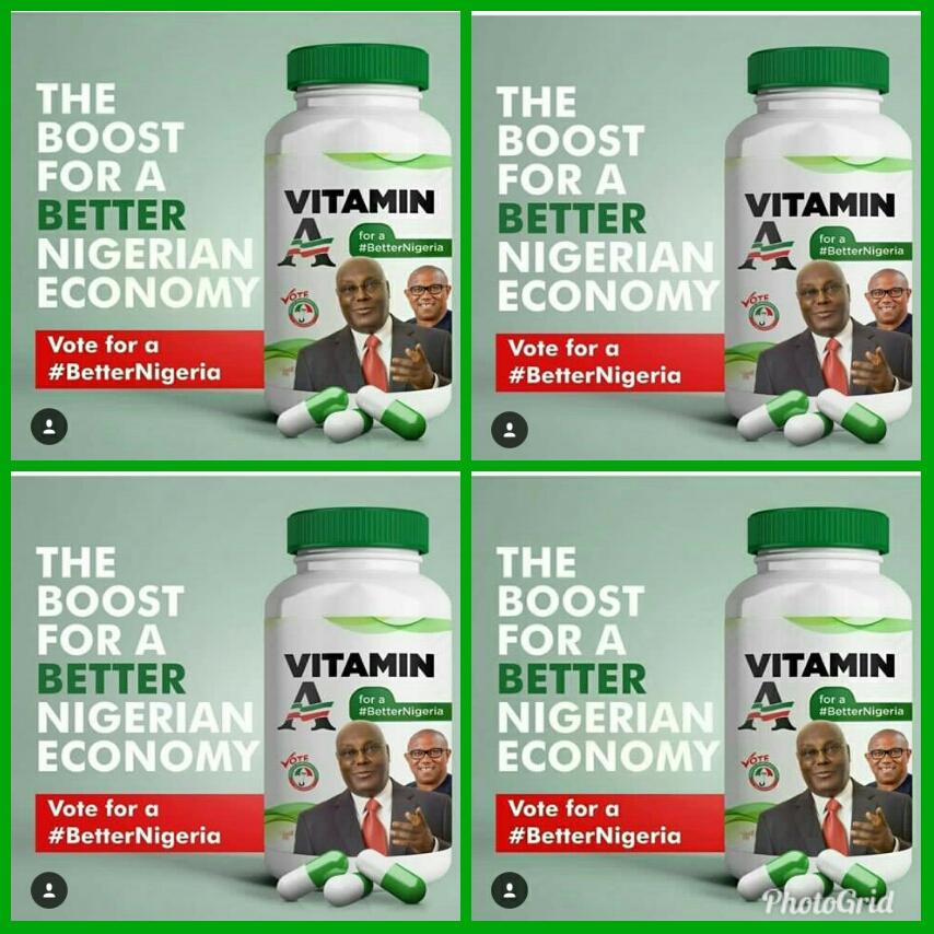 VOTE RIGHT NIGERIANS!
