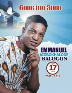 Read more about the article LET'S TALK ABOUT HOW LATE EMMANUEL'S 3 FRIENDS WICKEDLY WATCHED HIM DROWN…