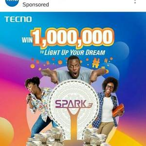 HERE IS HOW TO WIN 1 MILLION NAIRA IN TECNO MOBILE COMPETITION!