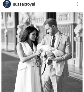 Read more about the article WHAT PEOPLE DON'T KNOW ABOUT PRINCE HARRY AND MEGHAN MARKLE'S BABY~ ARCHIE HARRISON MOUNTBATTEN~WINDSOR