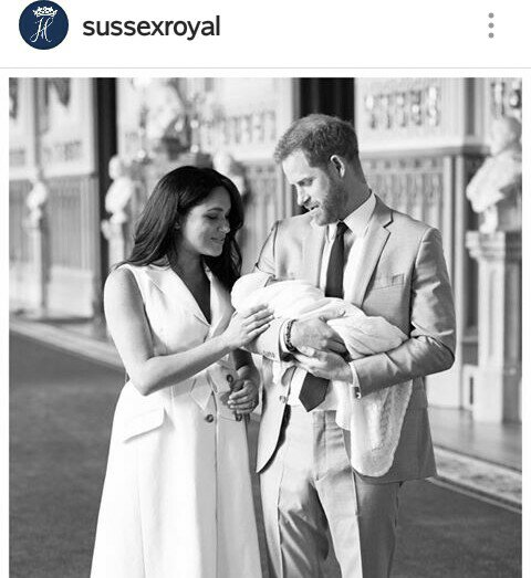 WHAT PEOPLE DON'T KNOW ABOUT PRINCE HARRY AND MEGHAN MARKLE'S BABY~ ARCHIE HARRISON MOUNTBATTEN~WINDSOR