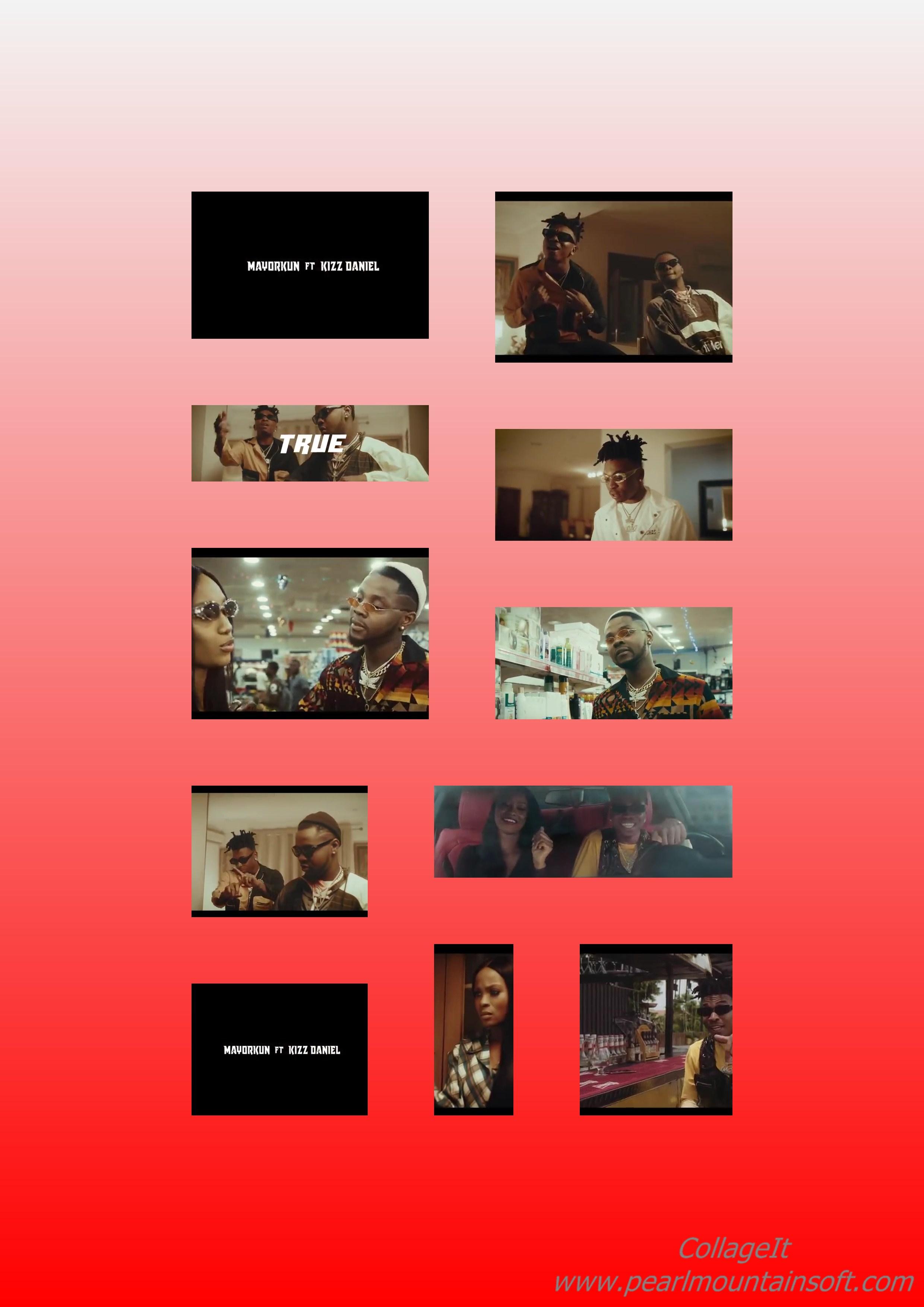 "(+LYRICS+TRANSLATION) MUSIC REVIEW: TRUE BY MAYORKUN FT KIZZ DANIEL ""BIKO, WHAT'S THAT MAYORKUN? HUUUM ON YOUR FACE?"""