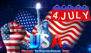 HAPPY INDEPENDENCE AMERICA!