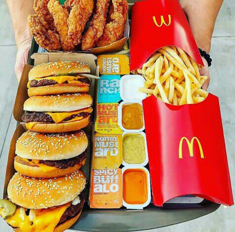 You are currently viewing HULALA! BITE ME BITE ME, MACDONALD IS SO DELICIOUS!