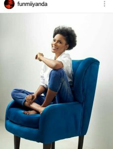 THIS FUNMI IYANDA'S THROWBACK PICTURE WOULD MARVEL YOU!