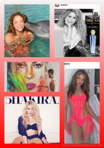 SHAKIRA'S PICTURE CRAZE FOR THE WEEK: Blazing, Sexy, Weird, Modest or Something else?