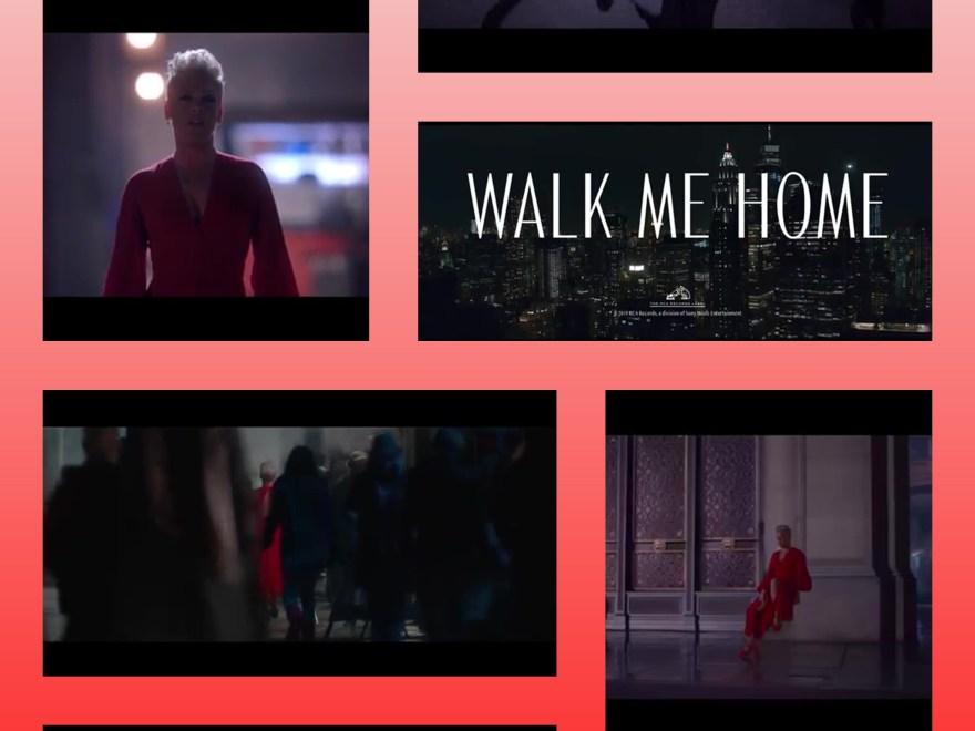 walk me home clg