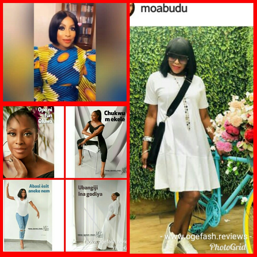 HAPPY BIRTHDAY TO ONE OF THE WOMEN I DRAW INSPIRATION FROM: MO ABUDU