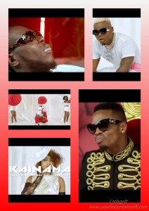 "(+LYRICS+MEANING+TRANSLATION) MUSIC REVIEW- KAINAMA BY HARMONIZE FT  BURNA BOY AND DIAMOND PLATNUMZ ""THIS DIAMOND PLATNUMZ OUTFIT LOOKS LIKE…"""