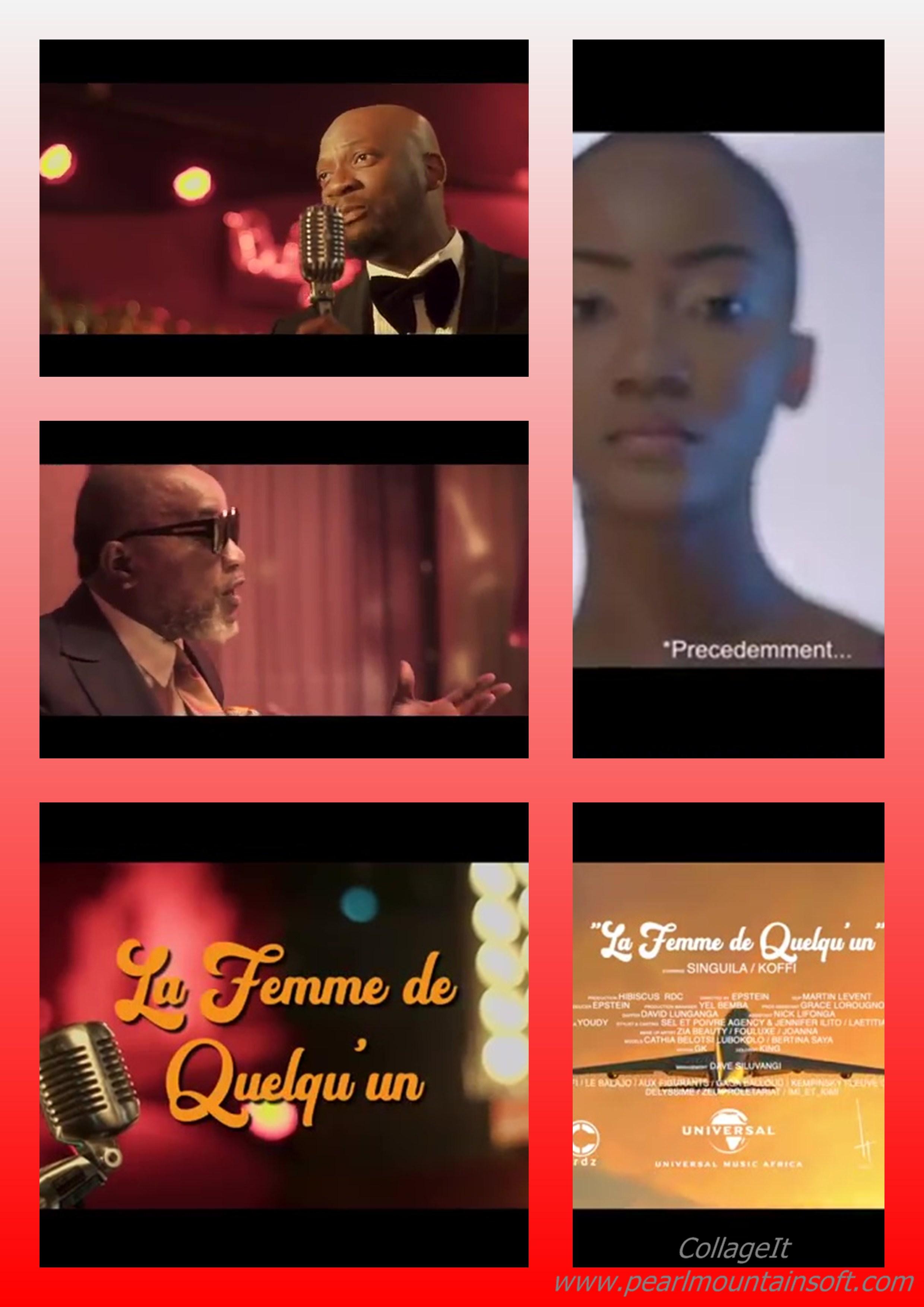 (+LYRICS+MEANING+TRANSLATION) MUSIC REVIEW: LA FEMME DE QUELQU'UN BY SINGUILLA AND KOFFI OLOMIDE