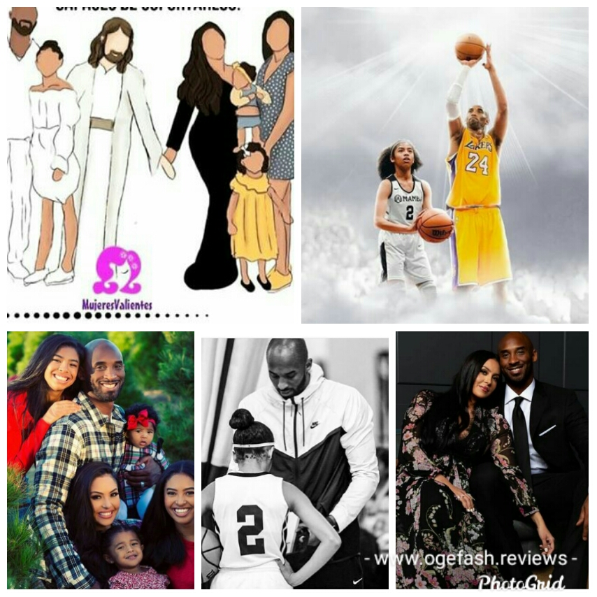 "VANESSA BRYANT FINALLY VOICES OUT ABOUT HUSBAND AND DAUGHTER~ ""KOBE AND GIANNA BRYANT'S"" DEATH"