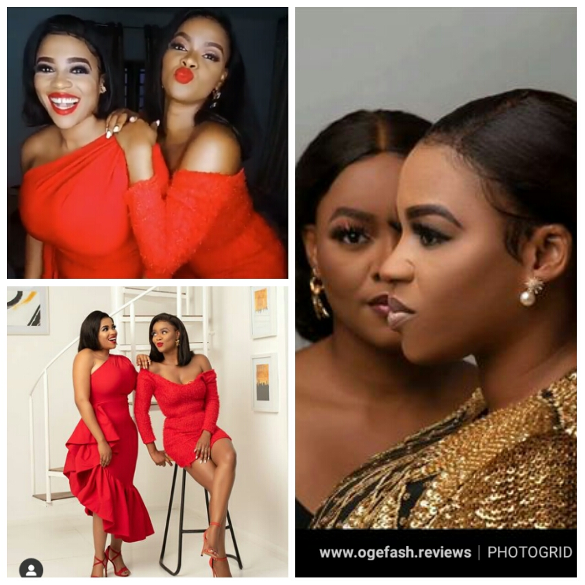 MEET KEHINDE BANKOLE AND ARE TWIN, TAIWO BANKOLE; THEY ARE UNMATCHED AND SO NON…