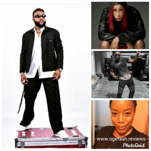 """""""GHEN GHEN! ANOTHER ACTION MOVIE BETWEEN ARTISTE AND RECORD LABEL"""" SAYS KCEE ON THE ONGOING FEUD BETWEEN JUDE AND CYNTHIA"""