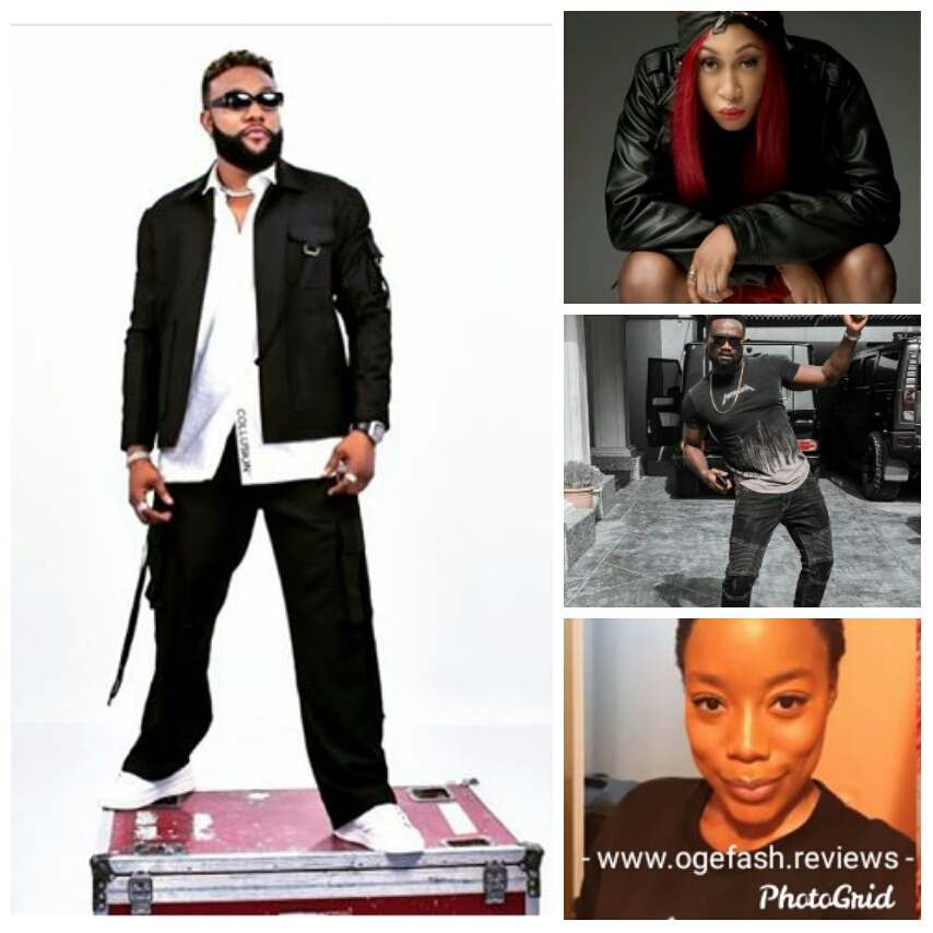 """GHEN GHEN! ANOTHER ACTION MOVIE BETWEEN ARTISTE AND RECORD LABEL"" SAYS KCEE ON THE ONGOING FEUD BETWEEN JUDE AND CYNTHIA"