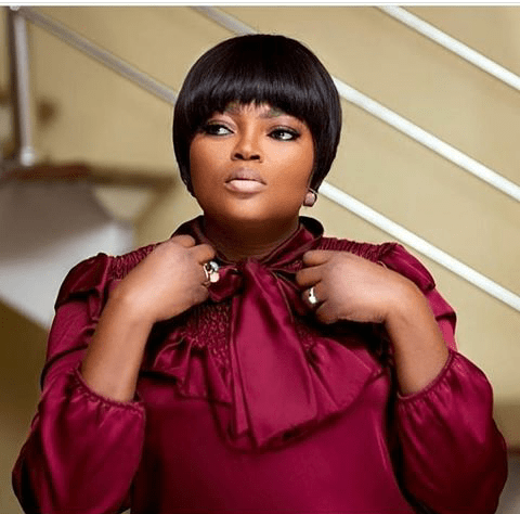 I LOVE YOU! HERE IS THE PERSON CRUSHING ON MARRIED ACTRESS- FUNKE AKINDELE BELLO