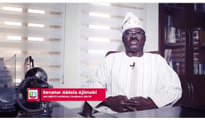 "VIEW LATE SENATOR AJIMOBI'S LAST WORDS… ""SO, SENATOR AJIMOBI DON DIE; WHY WERE THEY NOW DENYING IT BEFORE?"""