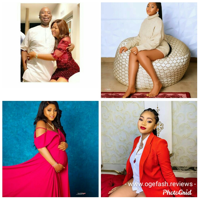 """ISSANOTHER PRINCE"" SAYS NOLLYWOOD ACTRESS~ REGINA DANIELS AND TRILLIONAIRE~ HUSBAND NED NWOKO"