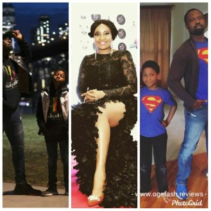 VIEW PICTURES OF DANIEL ADEMINOKAN'S FORMER WIFE~ DORIS SIMEON, AND THEIR ONLY SON~ DAVID ADEMONIKAN! HERE IS WHAT DAVID IS INTO NOW…