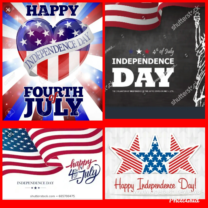 Read more about the article HAPPY INDEPENDENCE DAY AMERICA! HAPPY BIRTHDAY OGEFASH!