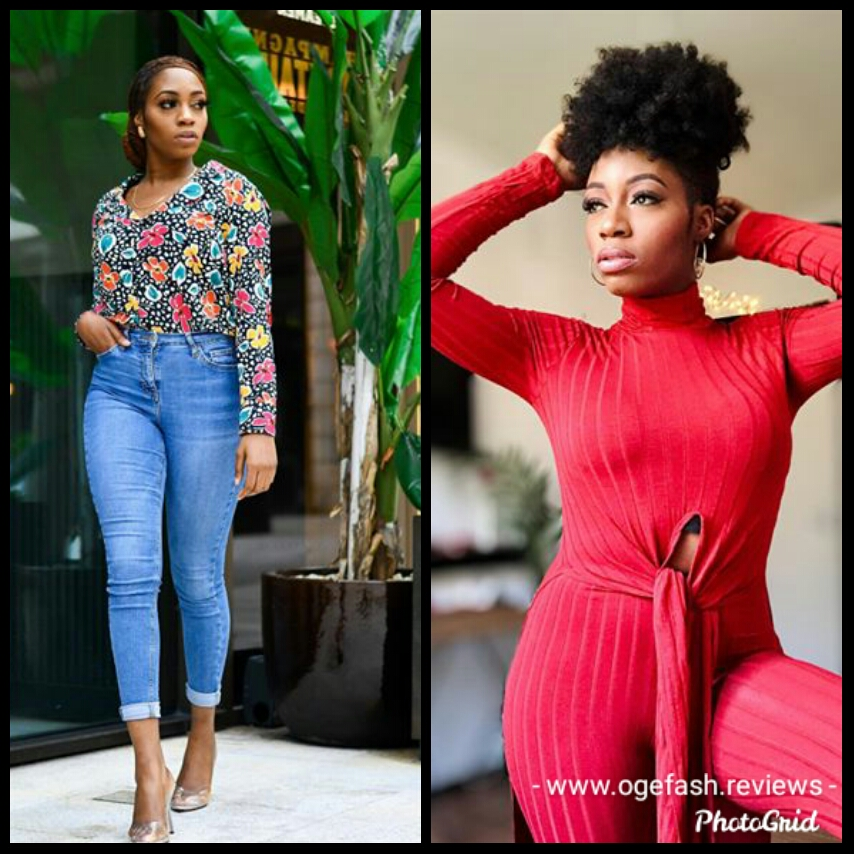 BBNAIJA KHAFI'S PICTURE CRAZE FOR THE WEEK: Blazing, Sexy, Weird, Modest or Something else?
