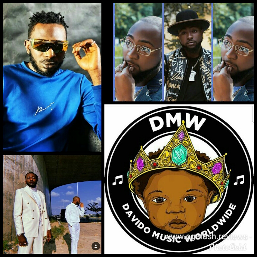 "MR MAY D JOINS DAVIDO'S 'DMW RECORD' ""HE SHOULDN'T DISORGANIZE AND BABEJE O WITH HIS…"""