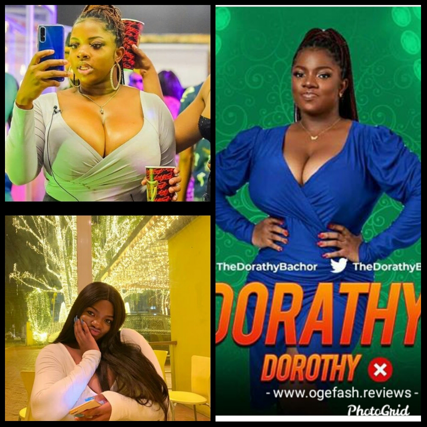 I FORESEE BBNAIJA DORATHY HAVING 10 MILLION FOLLOWERS BEFORE THE SHOW ENDS! HERE IS WHY…