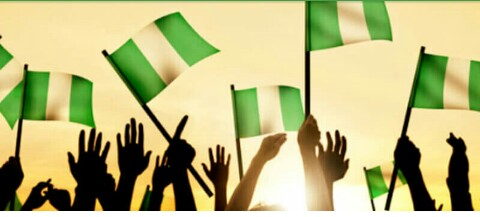 HAPPY INDEPENDENCE NIGERIA!