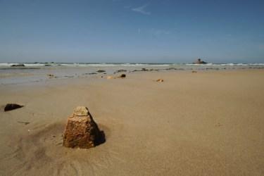 Plémont beach tower