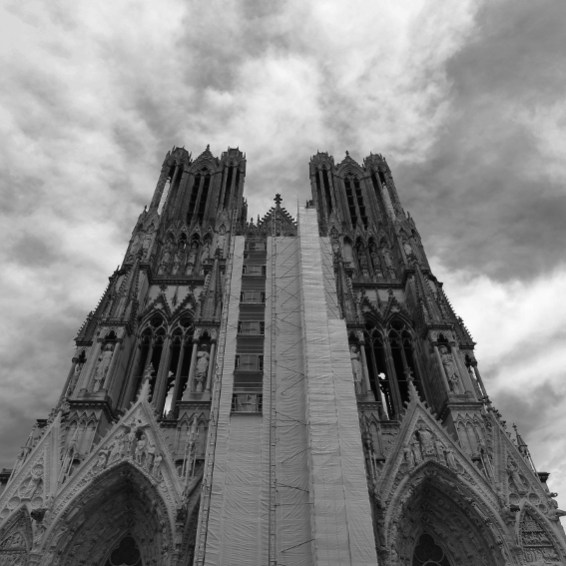 Reims kathedraal