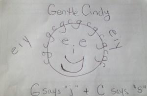 Gentle Cindy