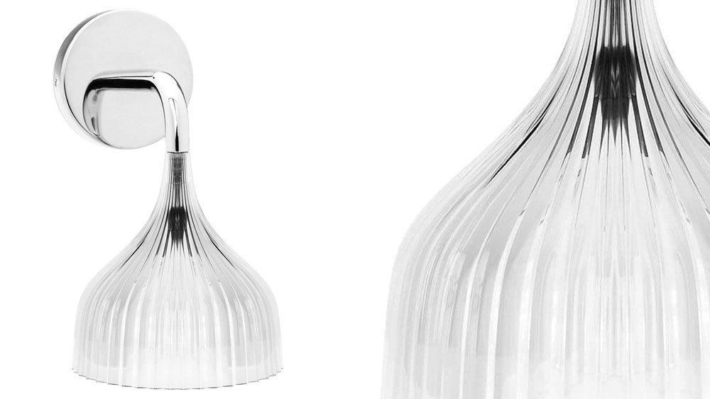 Sono la tonalità nera e la forma piramidale a enfatizzare i tratti contemporanei di questo lampadario in metallo. Lampade Di Design Per Il Bagno Consigli Per Gli Acquisti