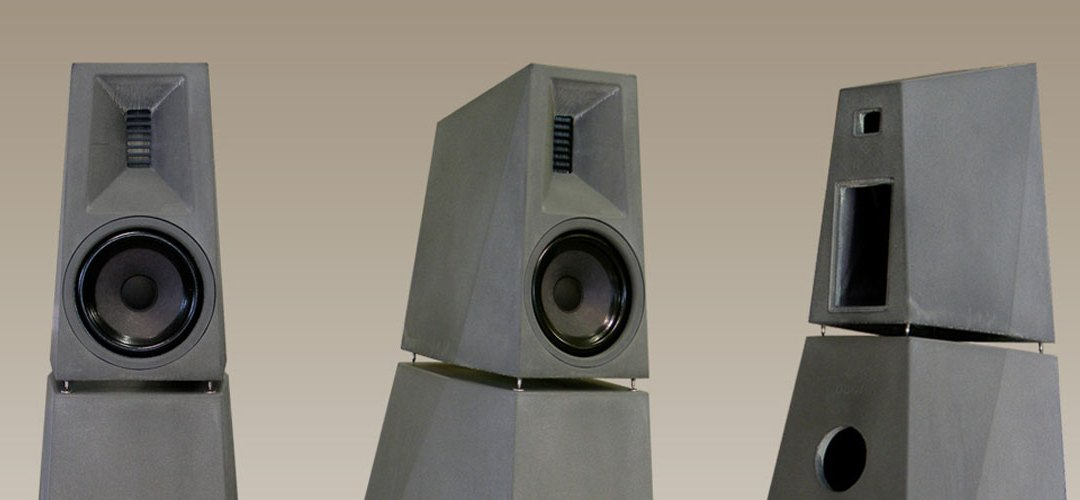 AV6 Lautsprecher: Plastisches Klangbild