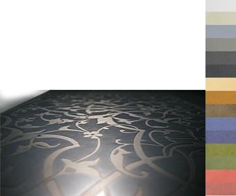 OGGI-Beton: Farben / Oberfläche