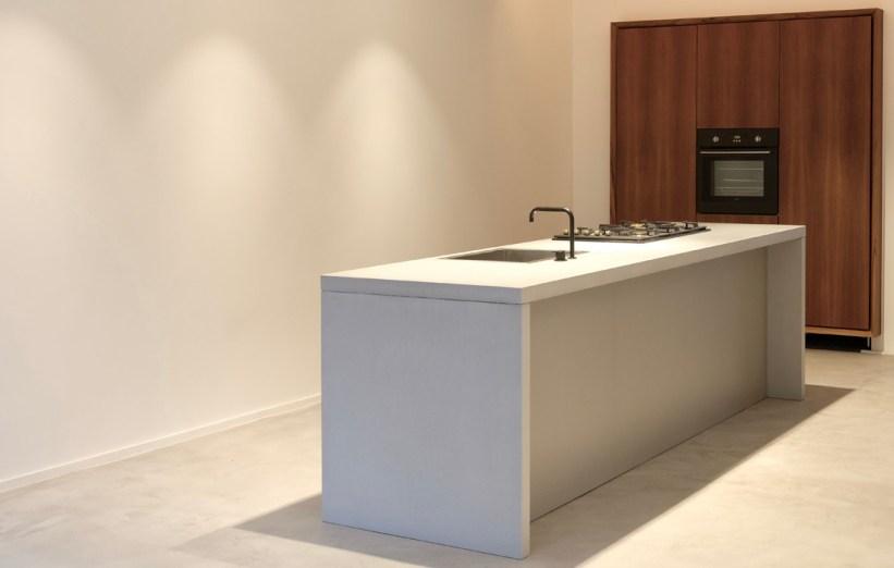 Beton Küchenarbeitsplatte und Möbel in höchster Qualität ...