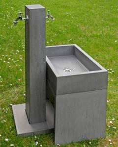 OGGI-Beton: Wasserzapfstelle YOKI