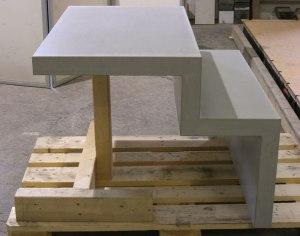 OGGI-Beton: Treppe